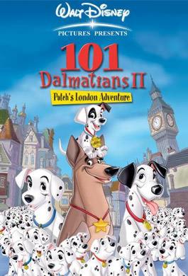 101 далматинец 2:Приключения Патча в Лондоне