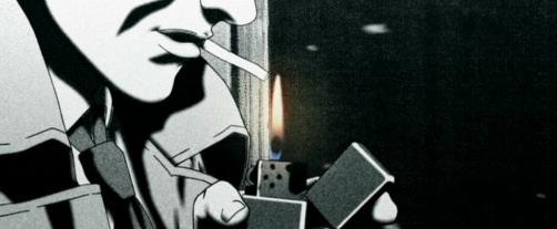 Аниматрица: Детективная история