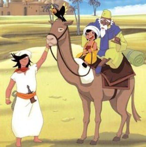 Арабские ночи: Приключения Синбада(сериал 52эп.)