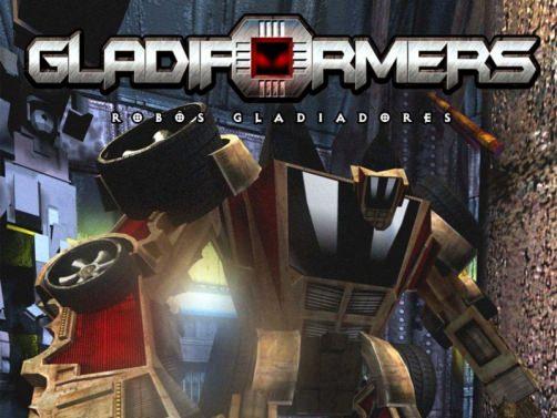 Гладиформеры: Роботы-гладиаторы