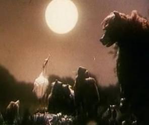 Как прекрасно светит сегодня луна