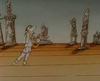 Каменные музыканты