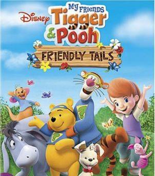 Мои друзья Тигруля и Винни: Сказки для друзей
