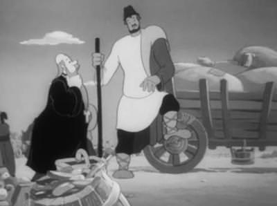 Сказка о попе и работнике его Балде (1939 г.)
