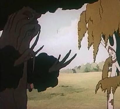 Сказка старого дуба