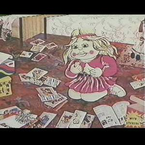 Веселая карусель N 28: Девица Бигелоу или Жевательная история