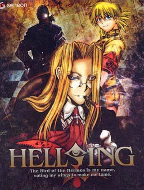 Хеллсинг 3