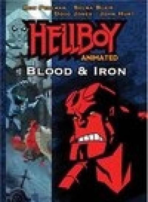Хеллбой: Кровь и железо