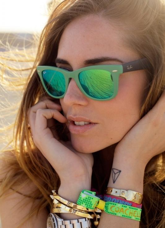 Солнцезащитные очки актуальны круглый год